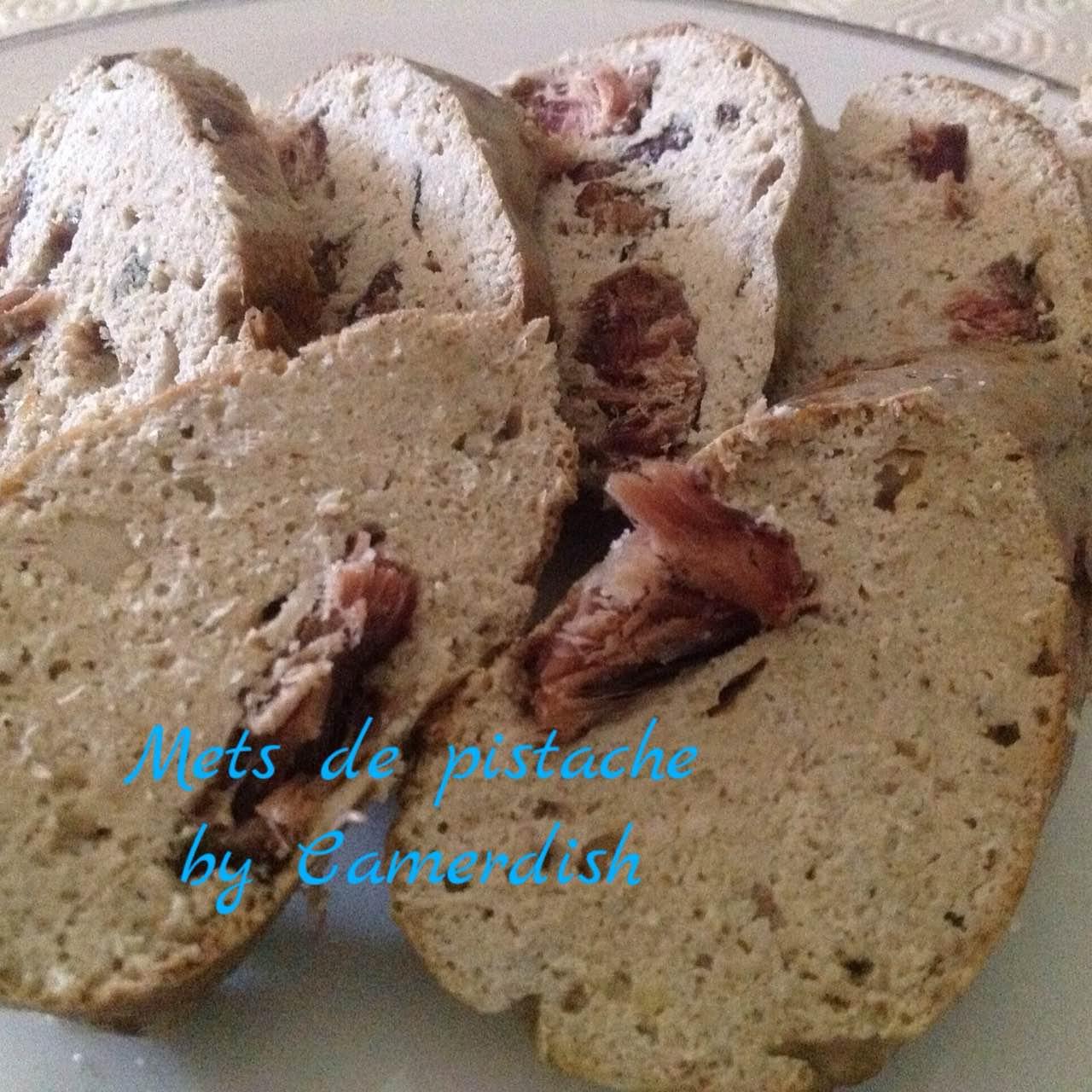 Gâteau de pistache