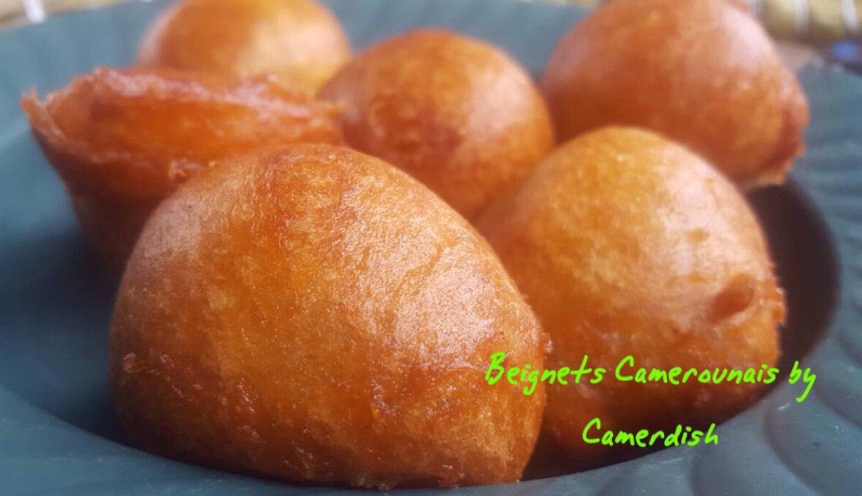 Beignets camerounais