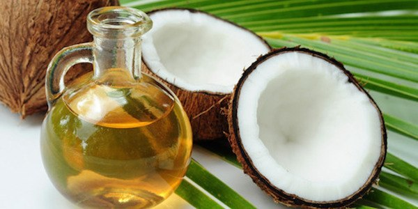 Huile de coco otites
