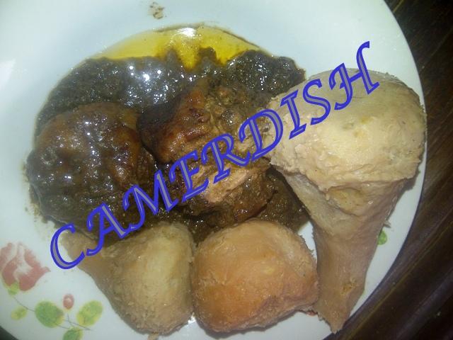 Mbongo taro