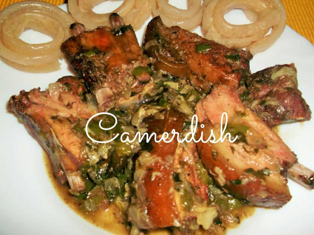 Mijote de porc aux legumes