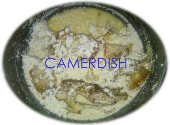 Sauce pistache